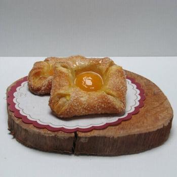 Abrikozenvlaaitje - Ambachtelijke Bakkerij Peters - Leens