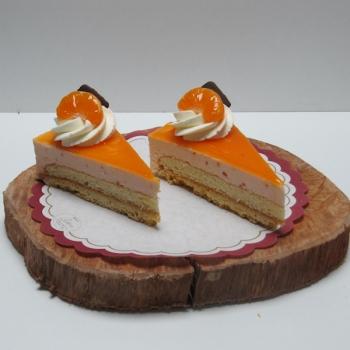 Kwarkpunt sinaasappel - Ambachtelijke Bakkerij Peters - Leens