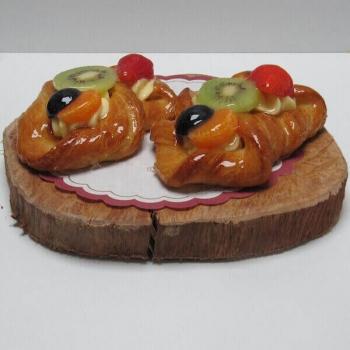 Vruchtenkrakeling - Ambachtelijke Bakkerij Peters - Leens