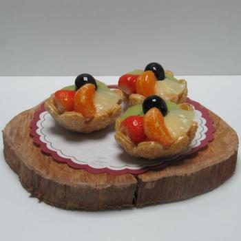 Vruchtenschelp - Ambachtelijke Bakkerij Peters - Leens