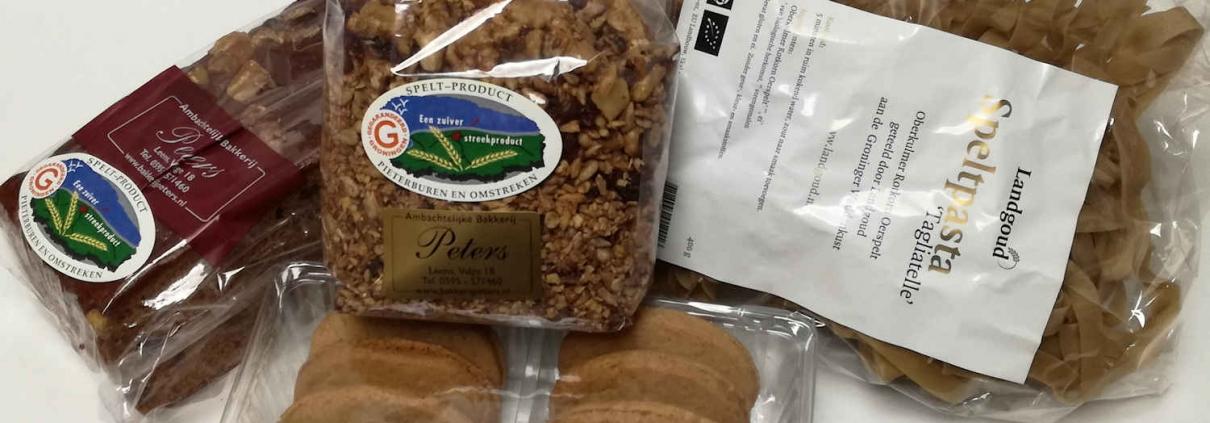 Ambachtelijke Bakkerij Peters - Leens - Speltpakket